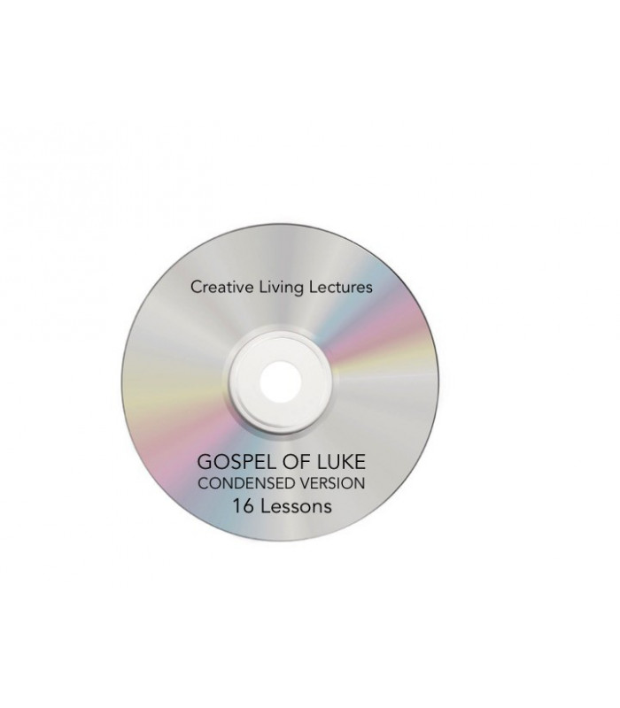 Lecture Series on Grace Under Pressure: Studies from the Book of Luke (shorter 16-week version)